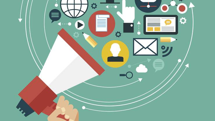 Social Media ist kein fauler Zauber. Mit ihren Geschäftsmodellen setzen sie die klassischen Medienhäuser stark unter Druck.