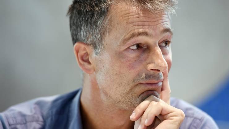 Ein Manager mit Bodenhaftung: Thomas Bickel sieht sich und den FCZ erst am Beginn eines steinigen Wegs.