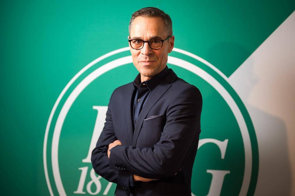 Matthias Hüppi, Verwaltungsratspräsident (Sport, Kommunikation und Marketing)
