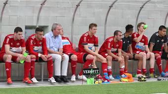 Enttäuschung beim FC Baden. Foto: OL