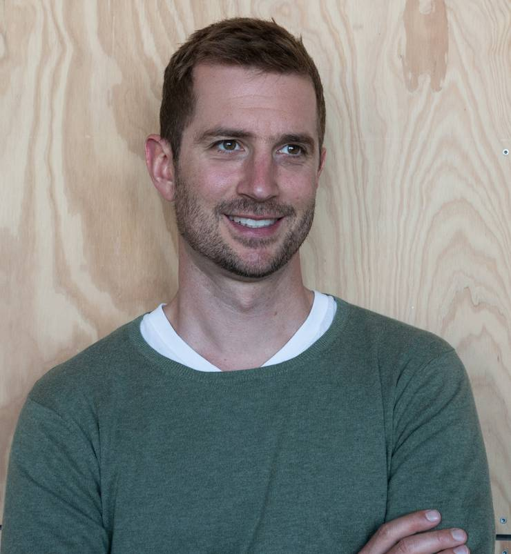Martin Bütler ist Co-Founder bei LeBehr und hat die Handytasche mitentwickelt