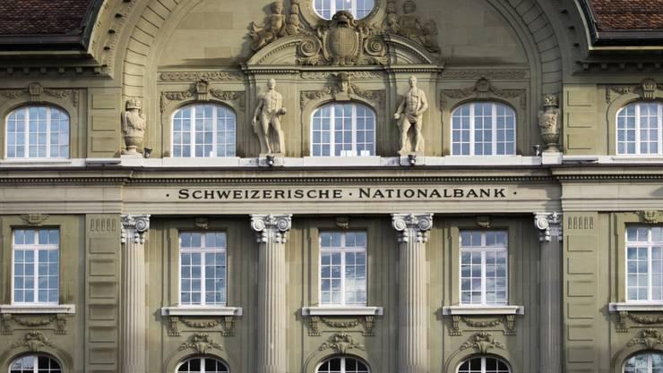 Milliardenverlust: Die Schweizerische Nationalbank dürfte gemäss einer Schätzung der UBS 2018 einen Verlust von 14 Milliarden Franken geschrieben haben. (Archiv)