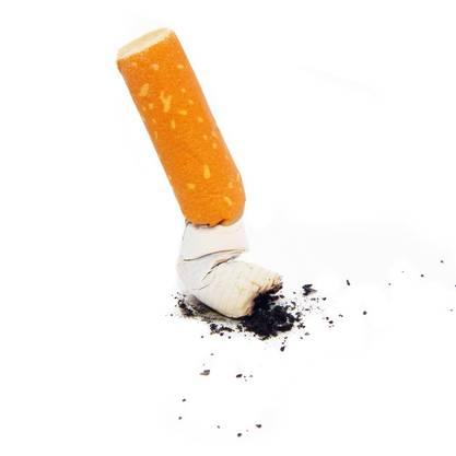 Zigaretten sind auch im Garten brauchbar – als Gift.