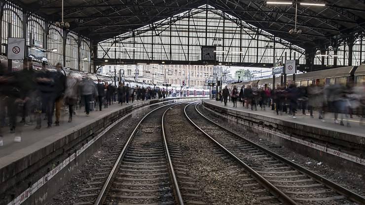 Keine Züge: In Frankreich wird erneut gestreikt.