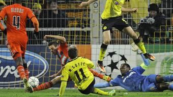 Dortmund schaffte das Wunder gegen Marseille nicht
