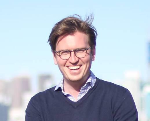 Erasmus Elsner, Mitgründer von Cryptocribs
