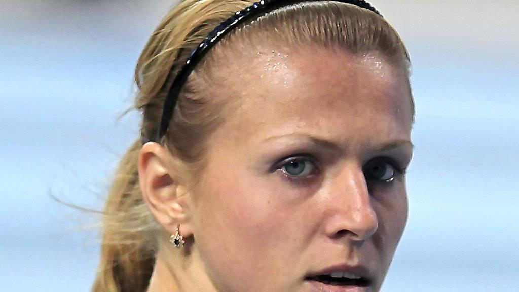 Julia Stepanowa darf wieder starten