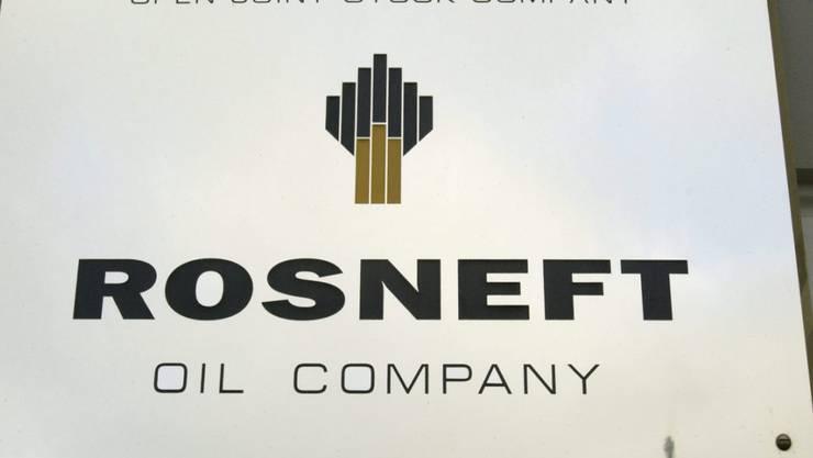 Dder russische Ölkonzern Rosneft war bislang einer der letzten und grössten ausländischen Investoren in Venezuela. (Archivbild)