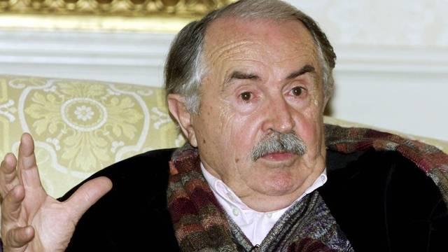 Tonino Guerra ist kurz nach seinem 92. Geburtstag verstorben (Archiv)