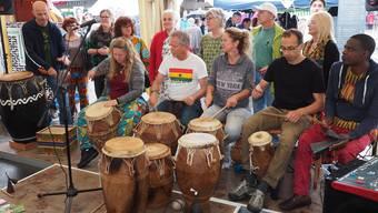 Flüchtlingstag Baden