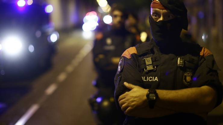 Der katalanische Polizeichef muss vor Gericht in Madrid erscheinen.