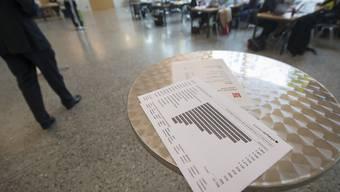 Mehr Transparenz bei den Wahlen im kommenden Jahr als 2016: Das Schwyzer Stimmvolk nahm das neue Transparenzgesetz an.