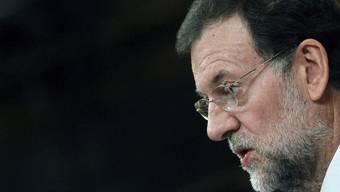 Mariano Rajoys grosse Herausforderung als spanischer Premier ist die Schuldenkrise (Archiv)