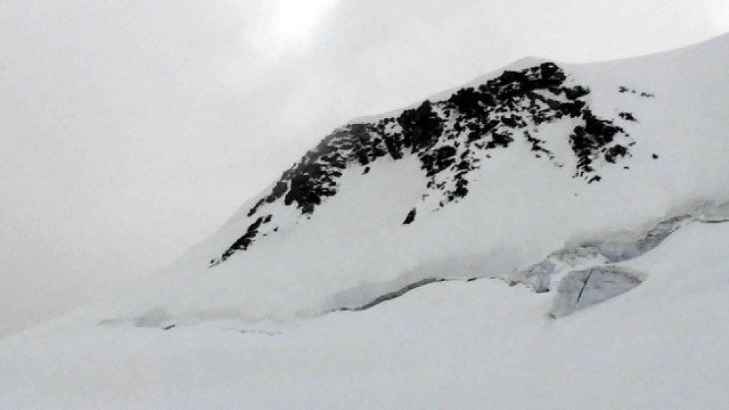 Im Monta-Rosa-Massiv ist am Montag ein Holländer tödlich verunglückt. Es ist das dritte Unglück innert gut 24 Stunden.