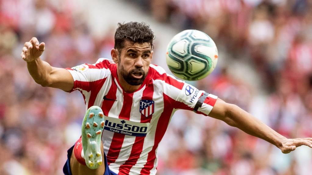 Diego Costa spielt erstmals als Profi in seinem Geburtsland.