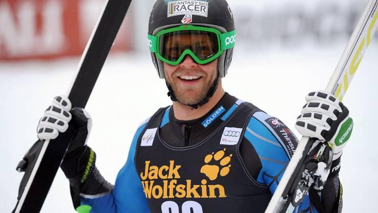 Steven Nyman überraschte in Val Gardena die Konkurrenz