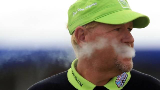 Raucher, Trinker, Gambler, Golfer: John Daly