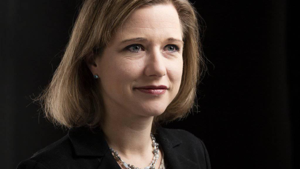 Souverän, gesellig und sportlich: Nationalratspräsidentin Christa Markwalder liebt das taffe Politikerinnenleben, legt aber auch viel Wert auf Freizeitaktivitäten mit anderen Parlamentariern (Archiv).