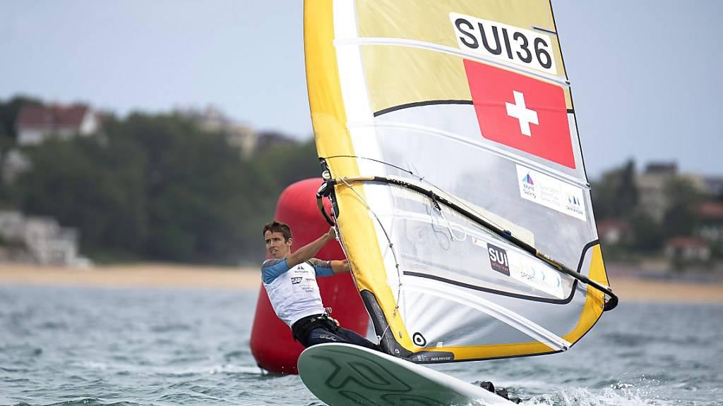 Sanz Lanz sichert der Schweiz Olympia-Quotenplatz