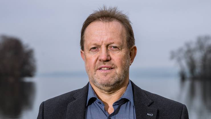 FDP-Nationalrat Albert Vitali.