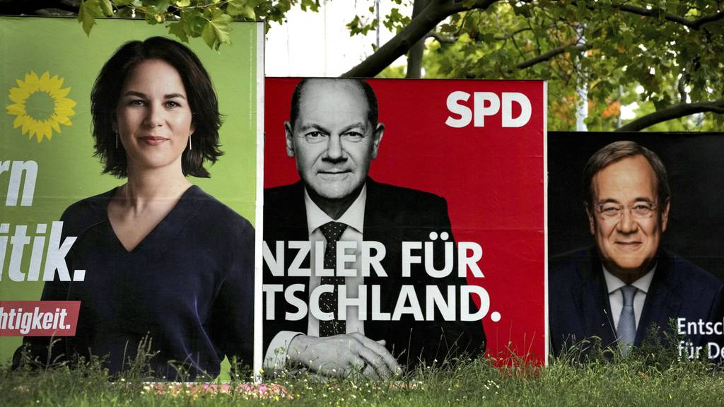 Neuste Hochrechung – SPD kann Vorsprung ausbauen