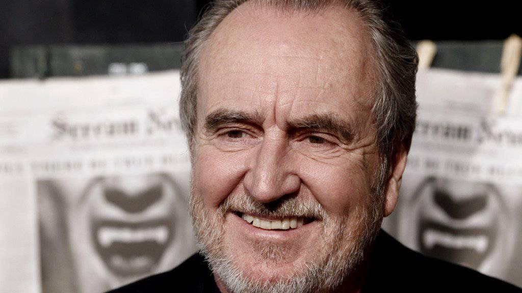 Regisseur Wes Craven ist im Alter von 76 Jahren einem Krebsleiden erlegen (Archivbild).