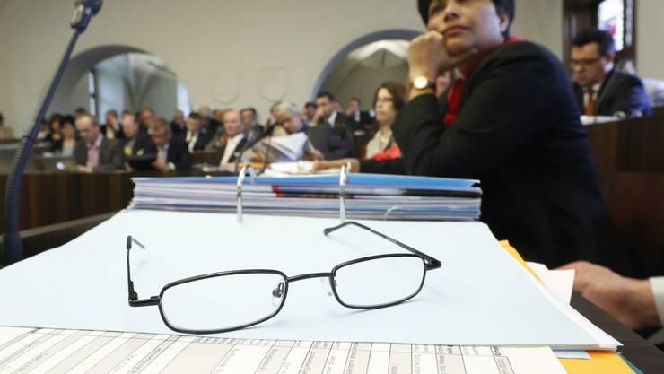 Im Blick des Solothurner Parlaments: Die eigenen Entschädigungen.