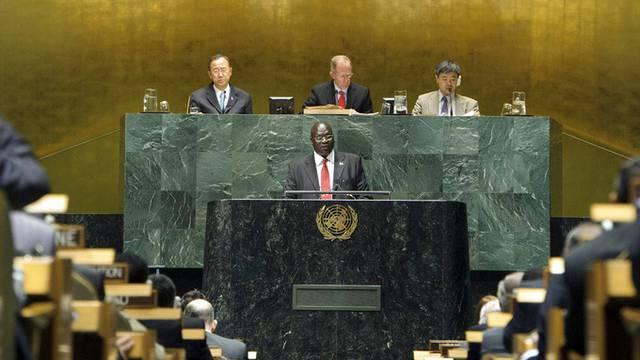 Viele UNO-Mitglieder sehen in der Jugend eine Gefahr (Symbolbild)