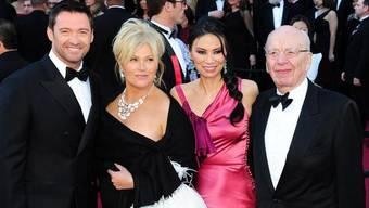 Australier Jackman und Murdoch: Echte Männerfreundschaft