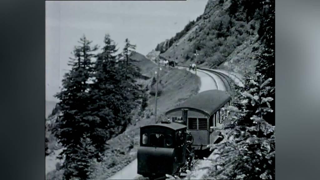 150 Jahre Rigi-Bahnen: Ein nostalgischer Rückblick