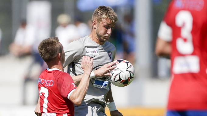 Schweizer Cup, 1. Runde, SC Cham - FC Aarau (18.08.2019)