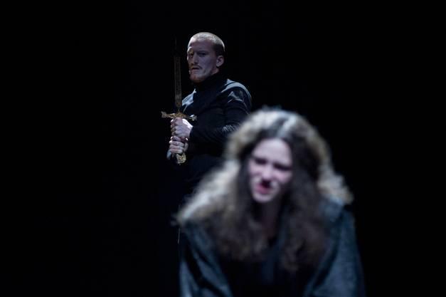 Das «Theater Junges M» zeigt in Dornach William Shakespeares «Hamlet».