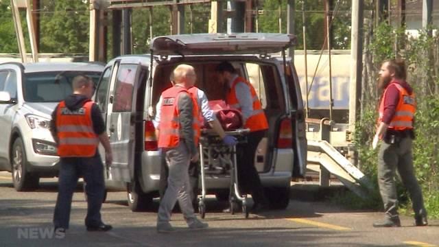 2 Tote bei Personenunfall in Olten
