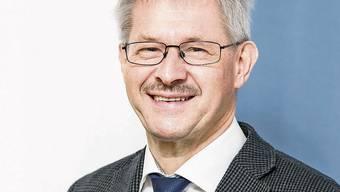 Gewerbeverbandspräsident Kurt Schmid.