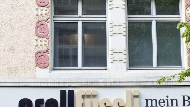 Grösserer Verlust trotz Umsatzplus: Orell Füssli