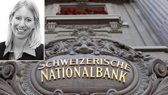 SVP-Grossrätin Maya Meier reichte eine Motion zum Thema Nationalbank-Gewinne ein, die nun vom Regierungsrat abgelehnt wurde.
