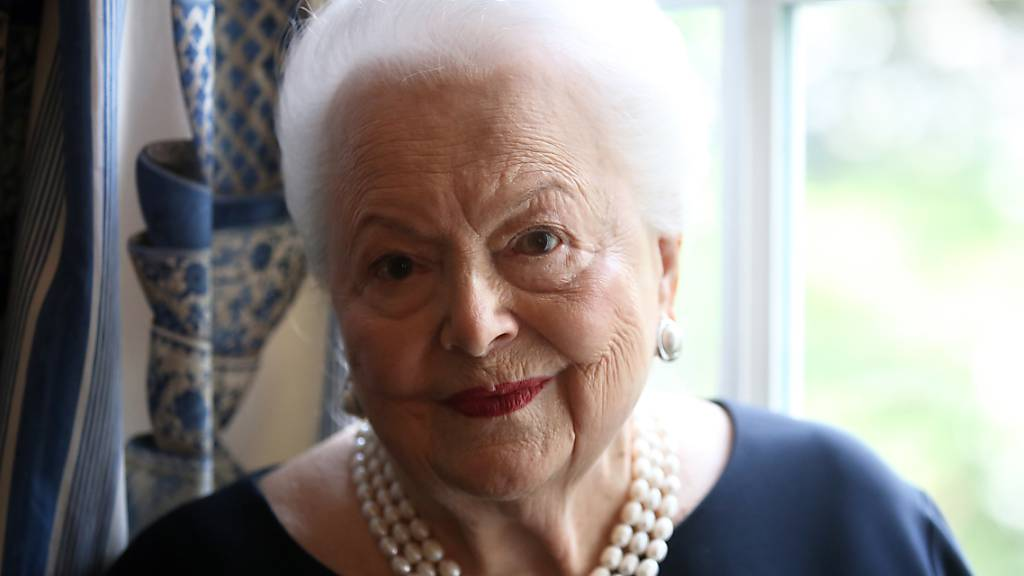Trauer um Hollywood-Legende Olivia de Havilland