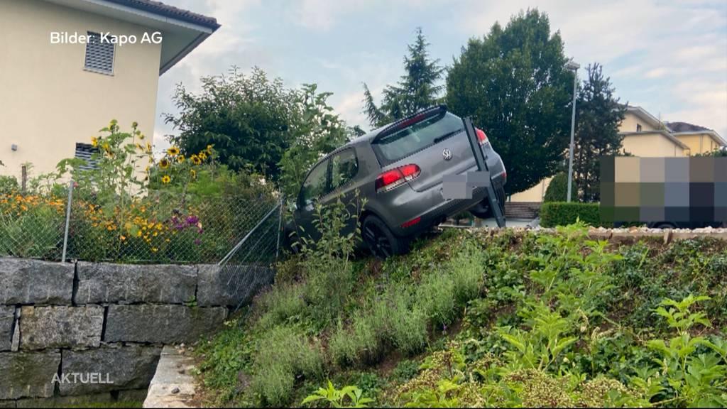 Neulenker in Niederwil ist Führerschein nach nur 2 Tagen wieder los