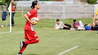 Raphael Meyer erzielte in Balzers das zweite Tor für den FC Dietikon. bier