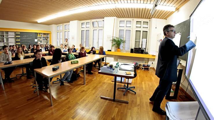 3. Wirtschaftstag an der Kreisschule Biberist-Lohn-Ammannsegg zum Thema «Die Wirtschaft erklärt sich selbst»