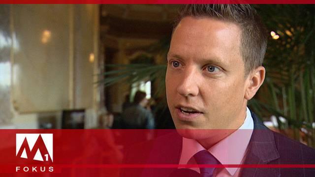 «Fokus» mit SVP-Nationalrat Christian Imark: Er fordert die Erlaubnis von Radar-Warnungen auf Whatsapp und Facebook.