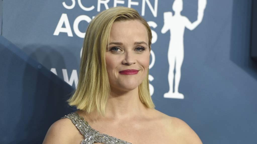 Netflix gab bekannt, dass Reese Witherspoon an zwei Produktionen für den Streamingsdienst arbeitet. (Archivbild)