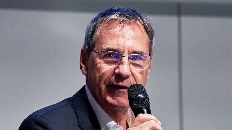 Nik Keel CEO der TB-Safety AG, Frick: «Der erste Auftrag aus der Chemiebranche im Jahr 2005 war für uns ein Türöffner.»