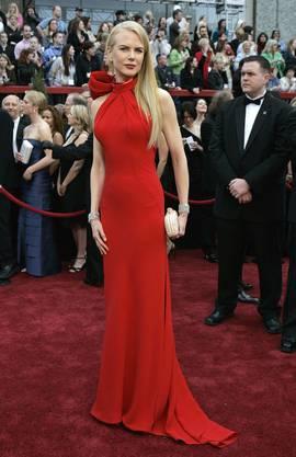 Nicole Kidman an den der 79. Oscar-Verleihung