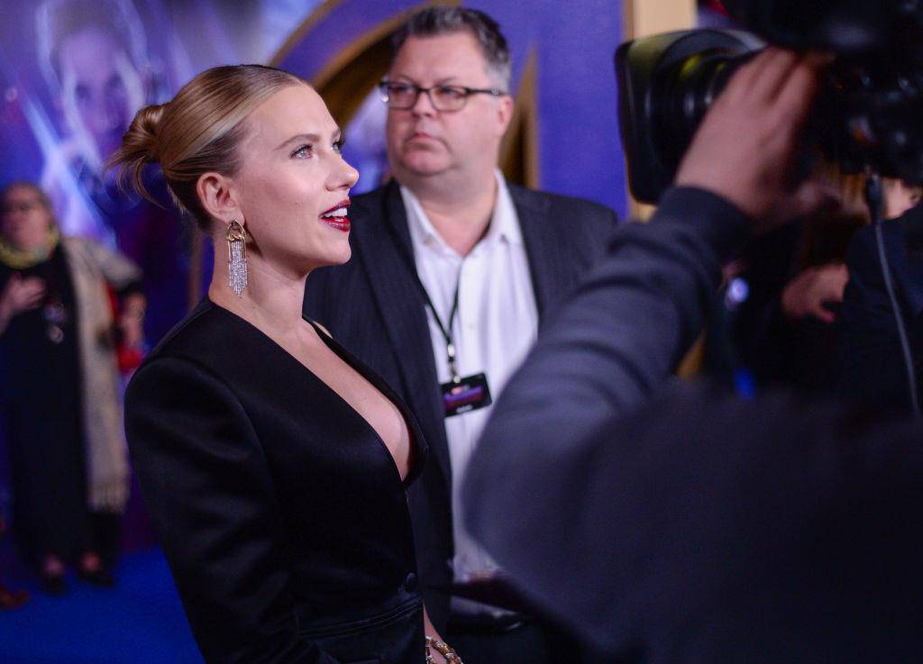 Die bezaubernde Scarlett Johansson