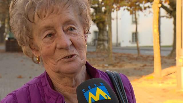 Grenzen schützen oder grosszügiger sein? Das sagen die Passanten in Aarau zur Flüchtlingskrise.