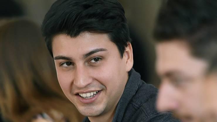 Fabian Molina will auch als Nationalrat weiterhin in einer WG wohnen.