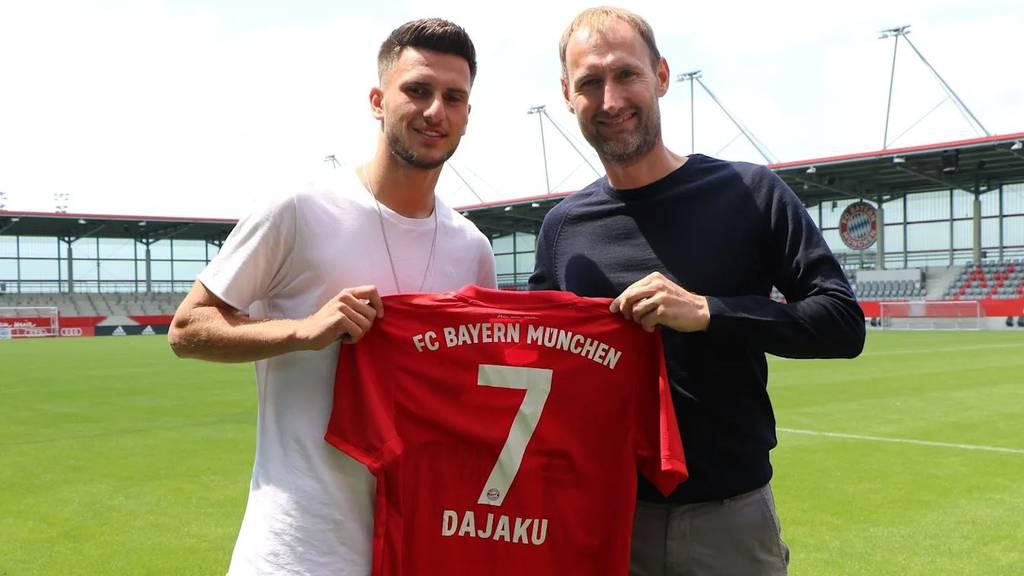 Wechselt Bayern-Spieler Dajaku zum FC St.Gallen?