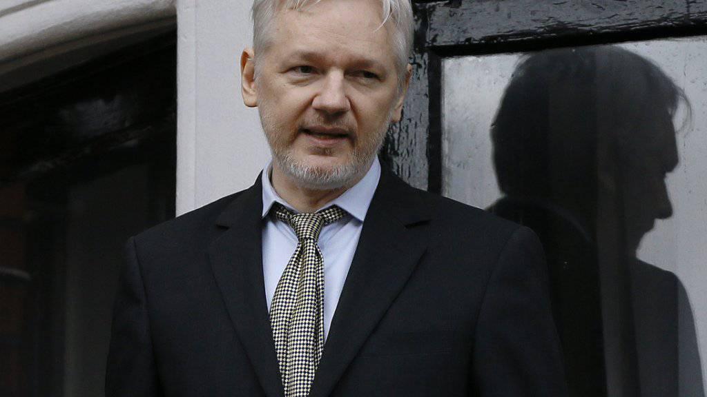 Die USA bereiten eine Anklage gegen den Gründer von Wikileaks Julian Assange vor. (Archivbild)