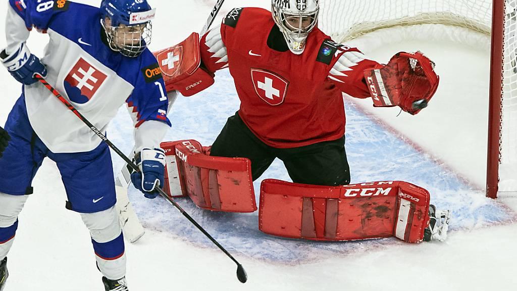 Schweizer Junioren mit Fehlstart in Edmonton